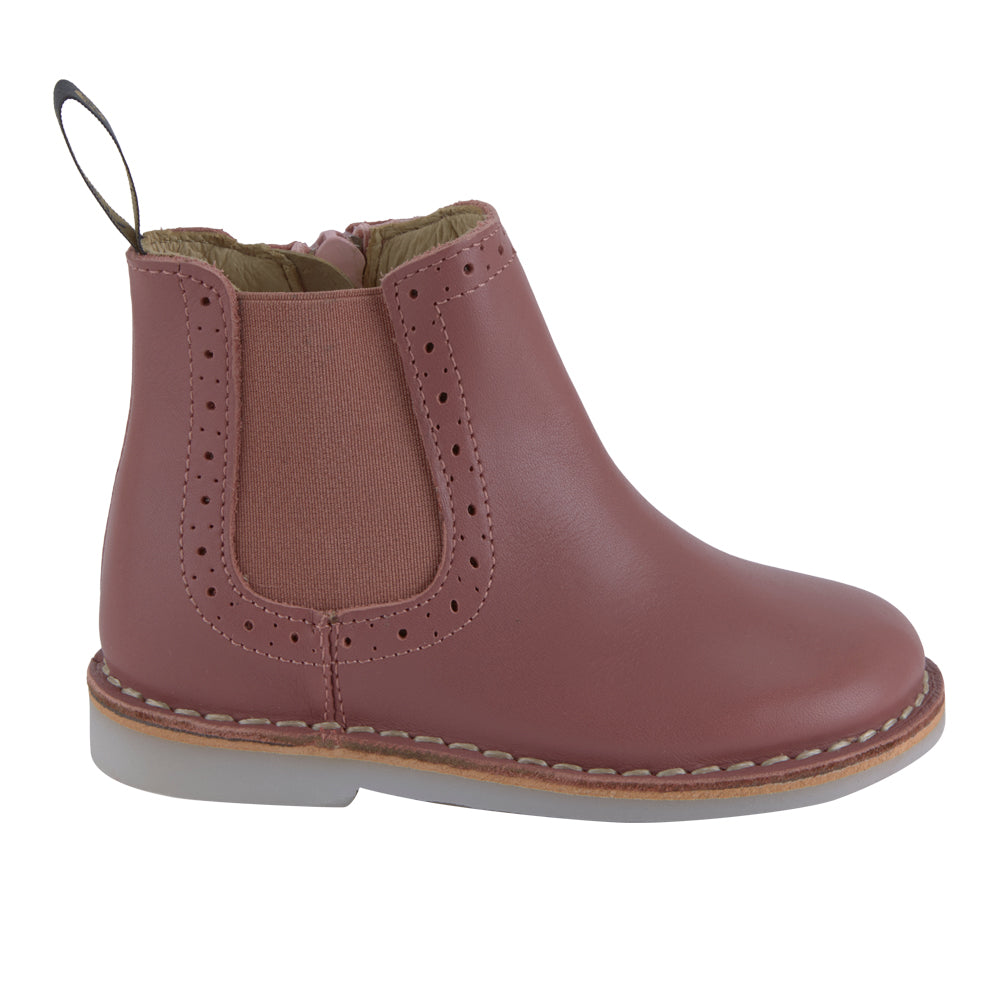 Marlow Mulberry Boots