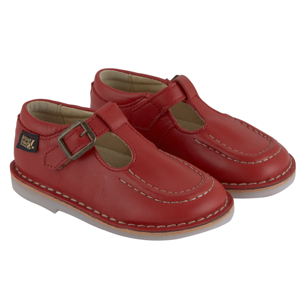 Parker Red Shoes