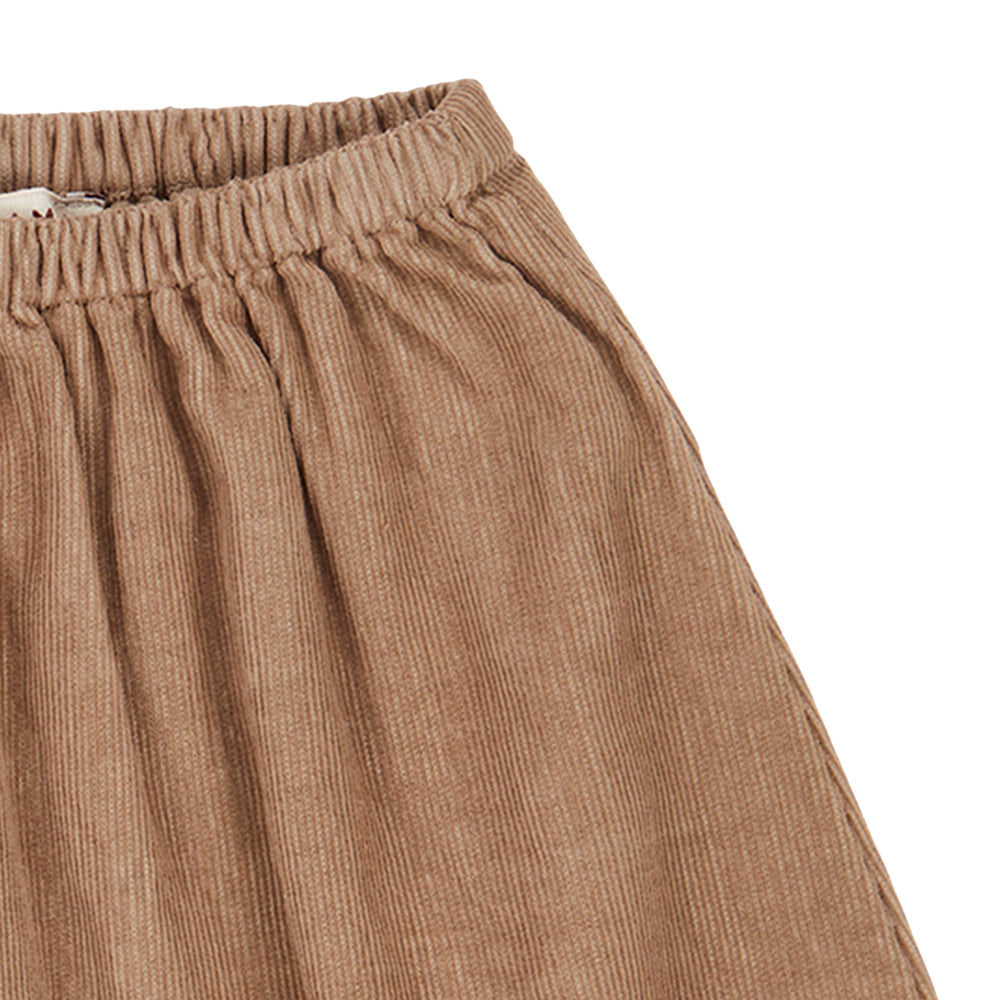 Crow Beige Baby Trousers