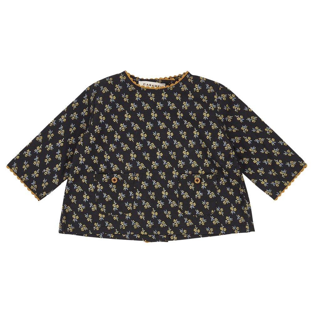 Blackbird Baby Top