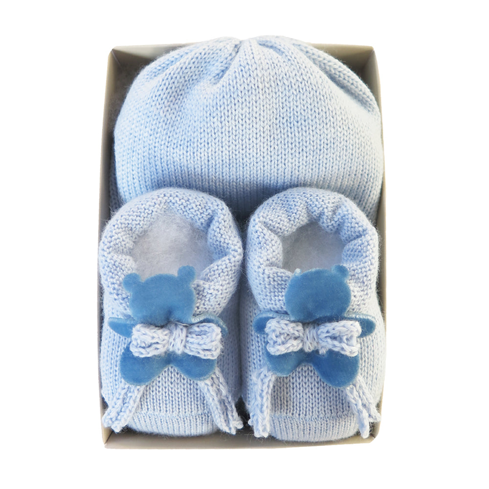 Blue Bear Gift Set