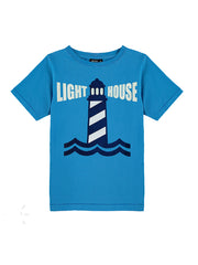 Light House Fluo Tee