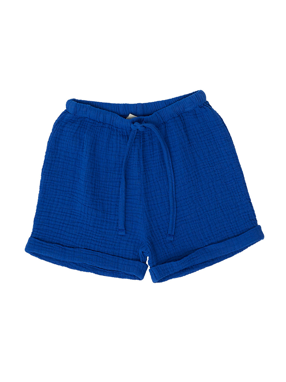 Deep Blue Shorts