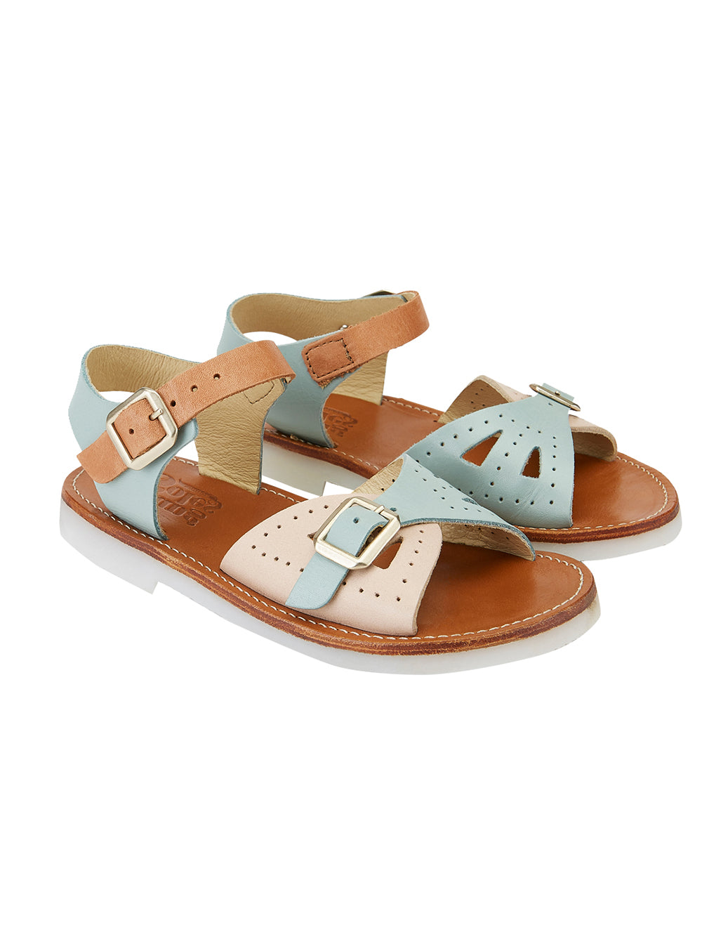 Pearl Pale Sandals