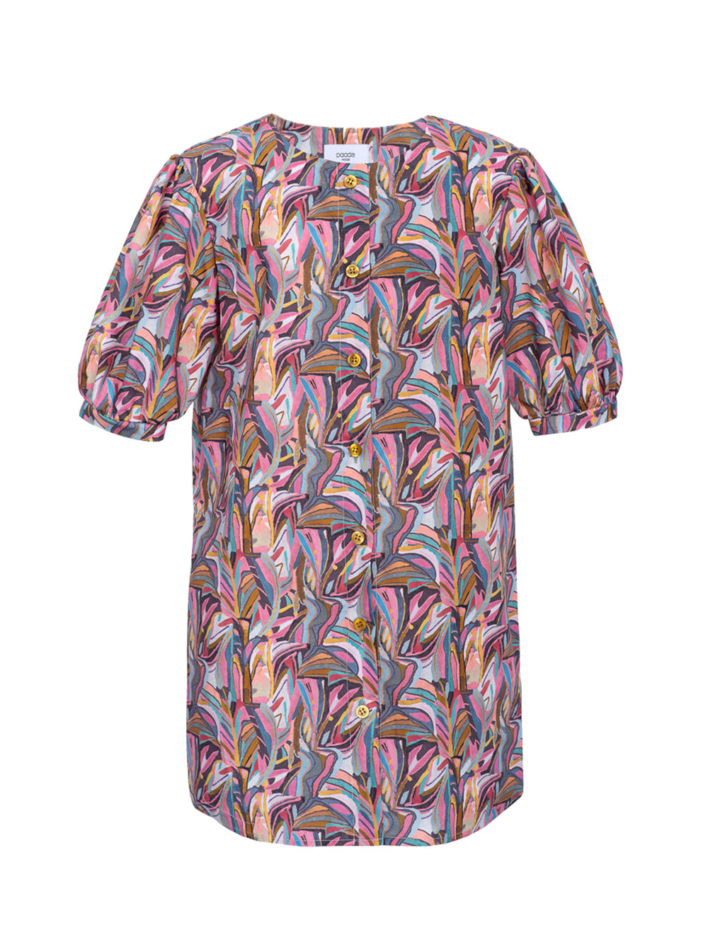 Jungle Shirt Dress
