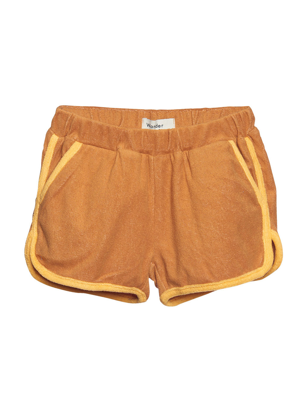 Brown Gym Shorts
