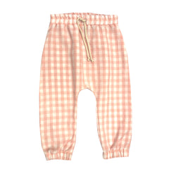 Pulpo Vichy Pink Pants