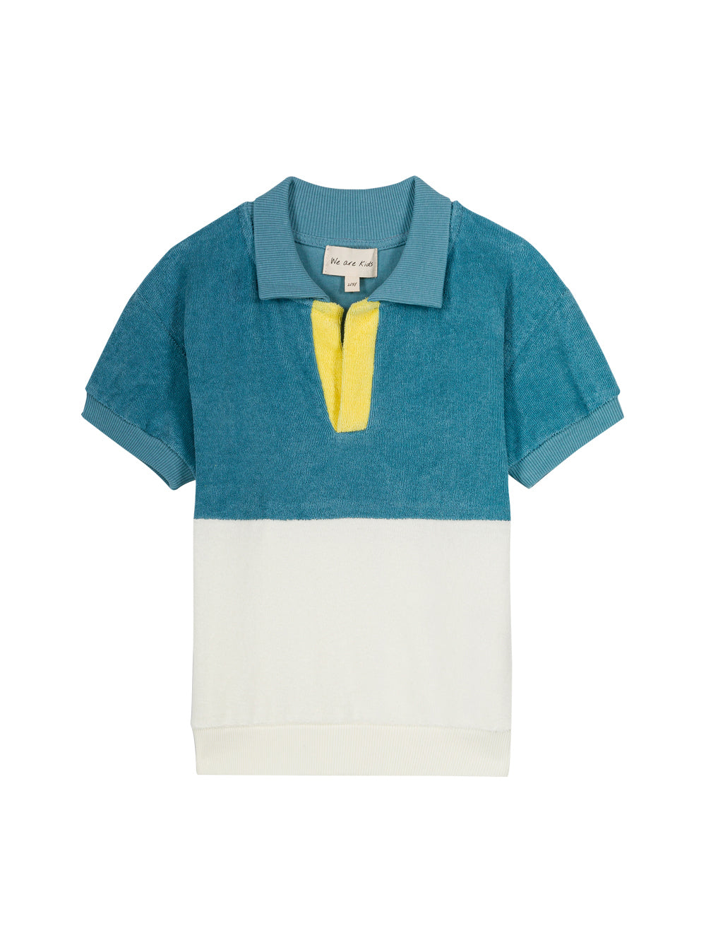 Leonard Tender Blue Polo