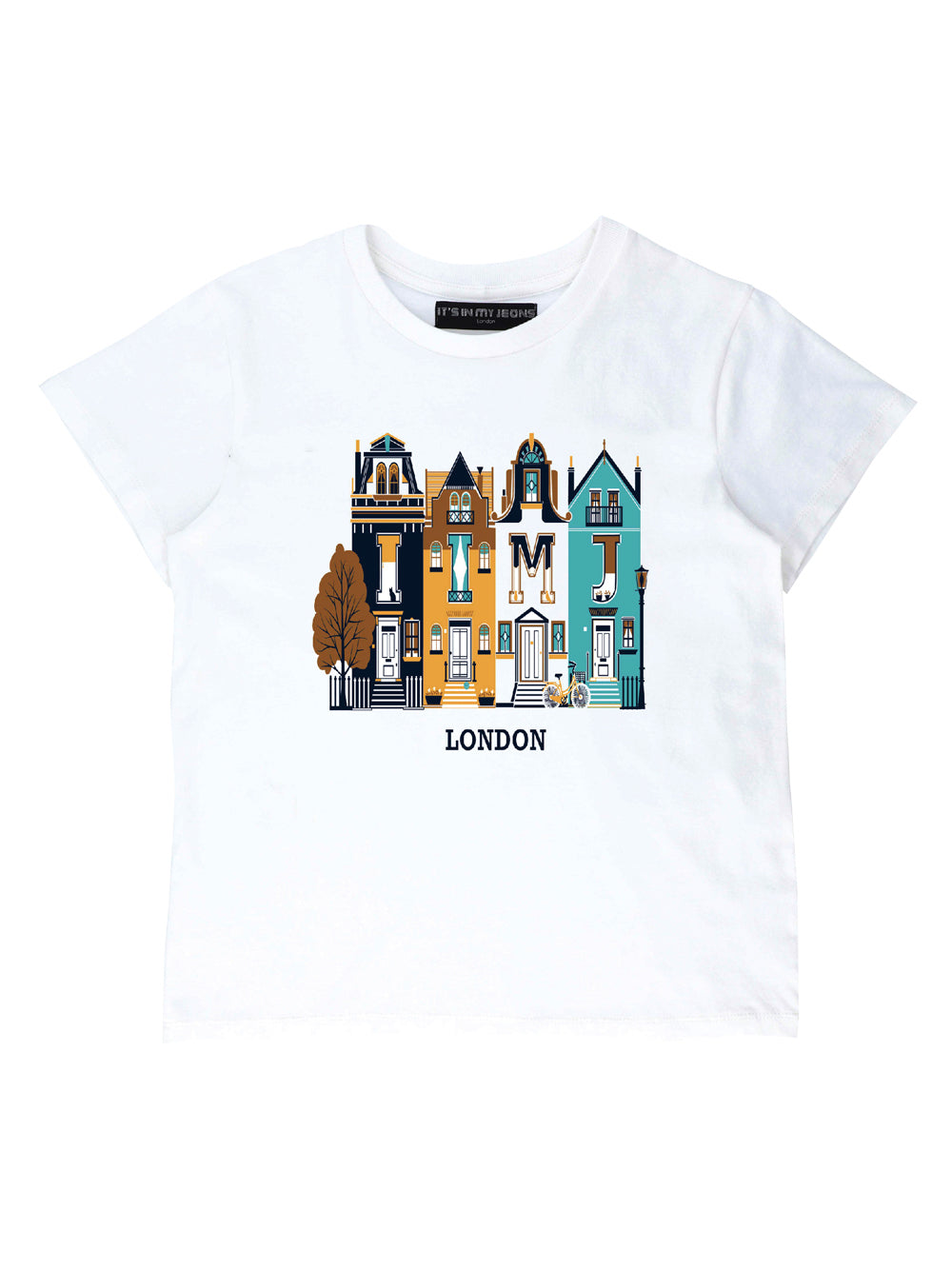 London Houses T-Shirt