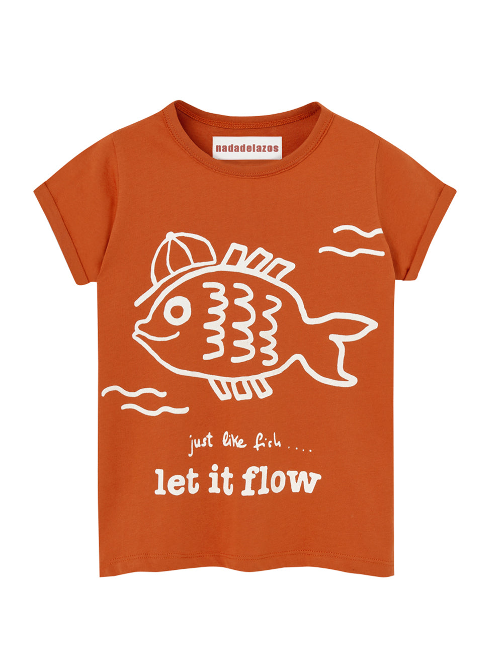 Let it Flow Tee