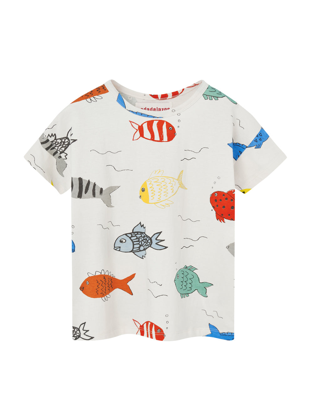 Fishes in the River Tee