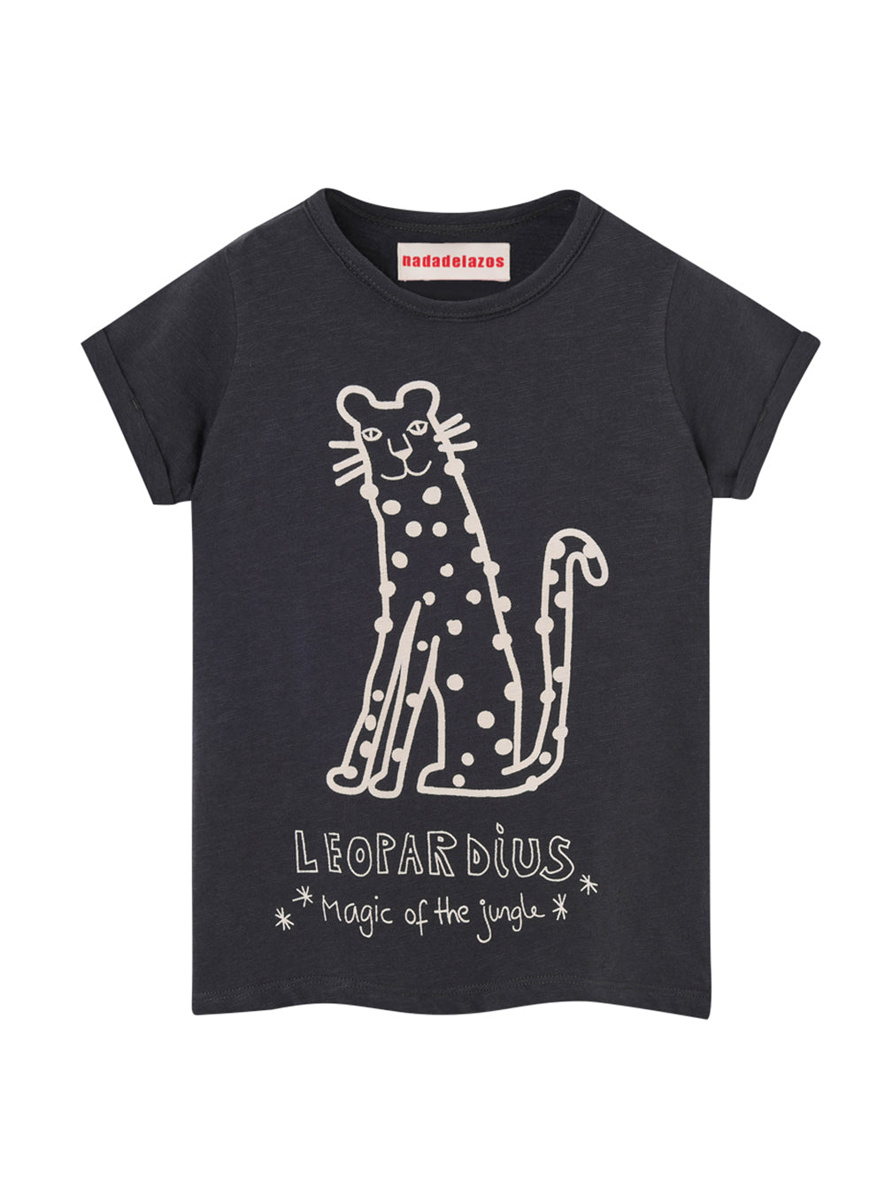 Magic Leopard Tee