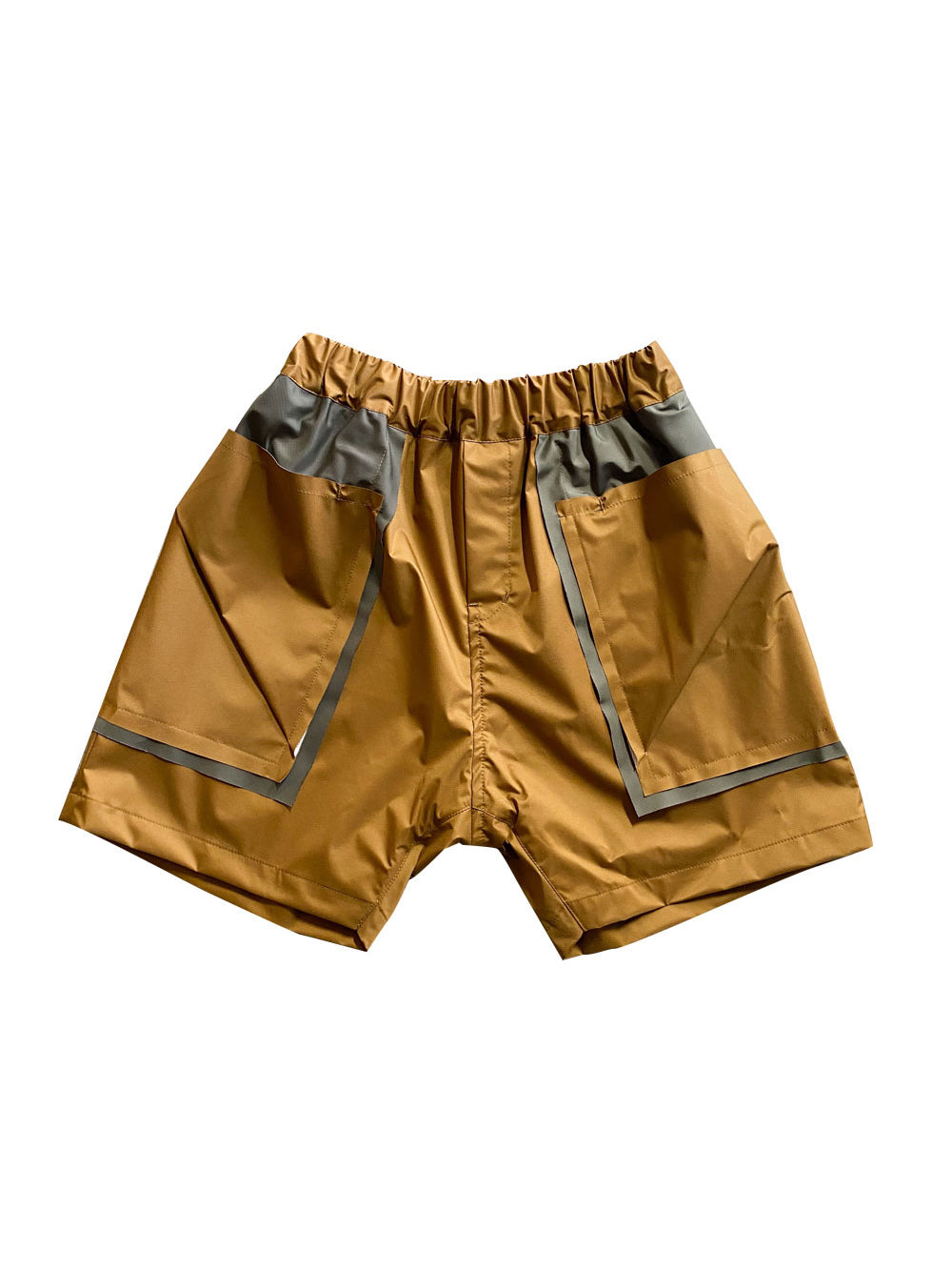 Brown Nunuforme Shorts