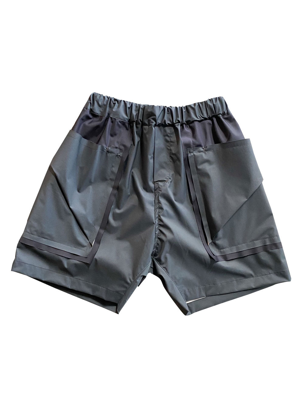 Charcoal Nunuforme Shorts