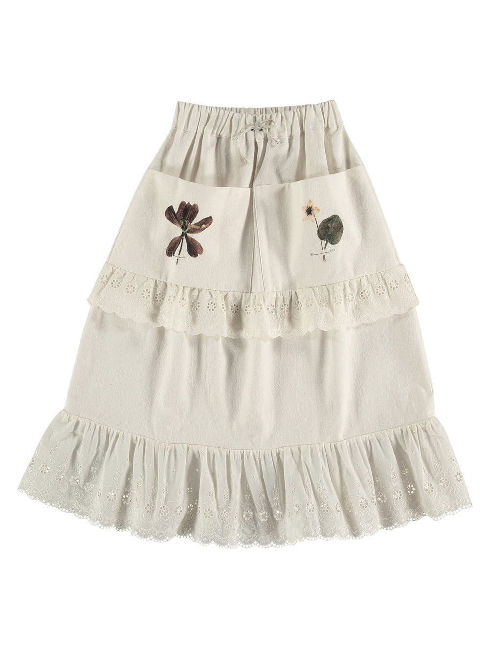 Herbarium Pocket Skirt