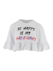 Be Happy Pilosophy Tee