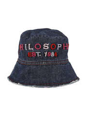 Philosophy Logo Bucket Hat