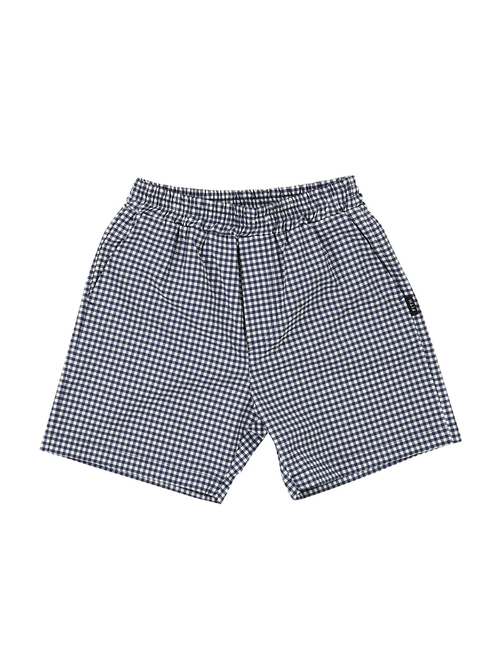Coolmax Micro-Checked Shorts