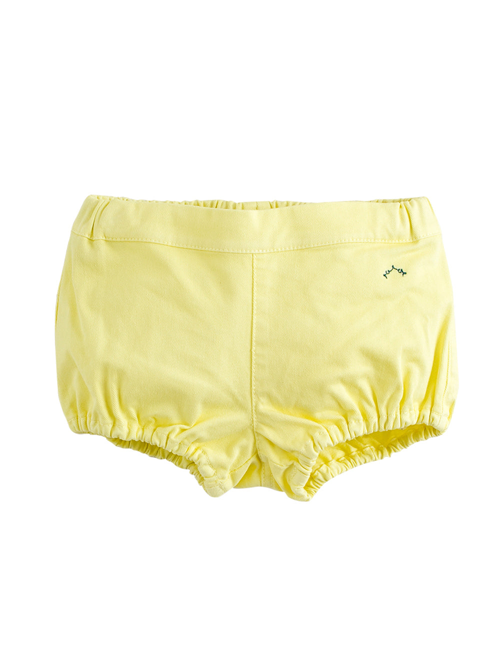 Yellow Baby Bloomers