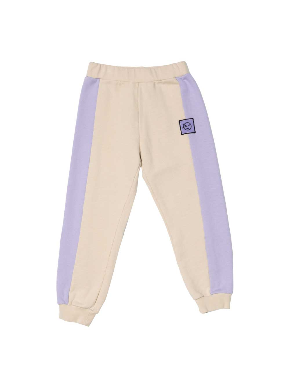 Purple Mix Tracksuit Pants