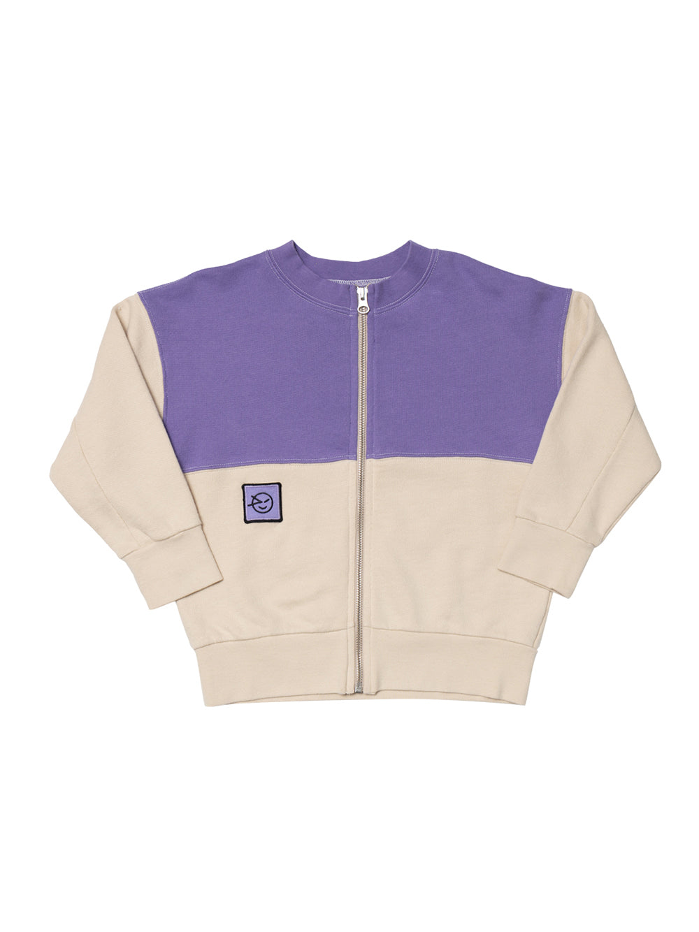 Purple Mix Tracksuit Jacket