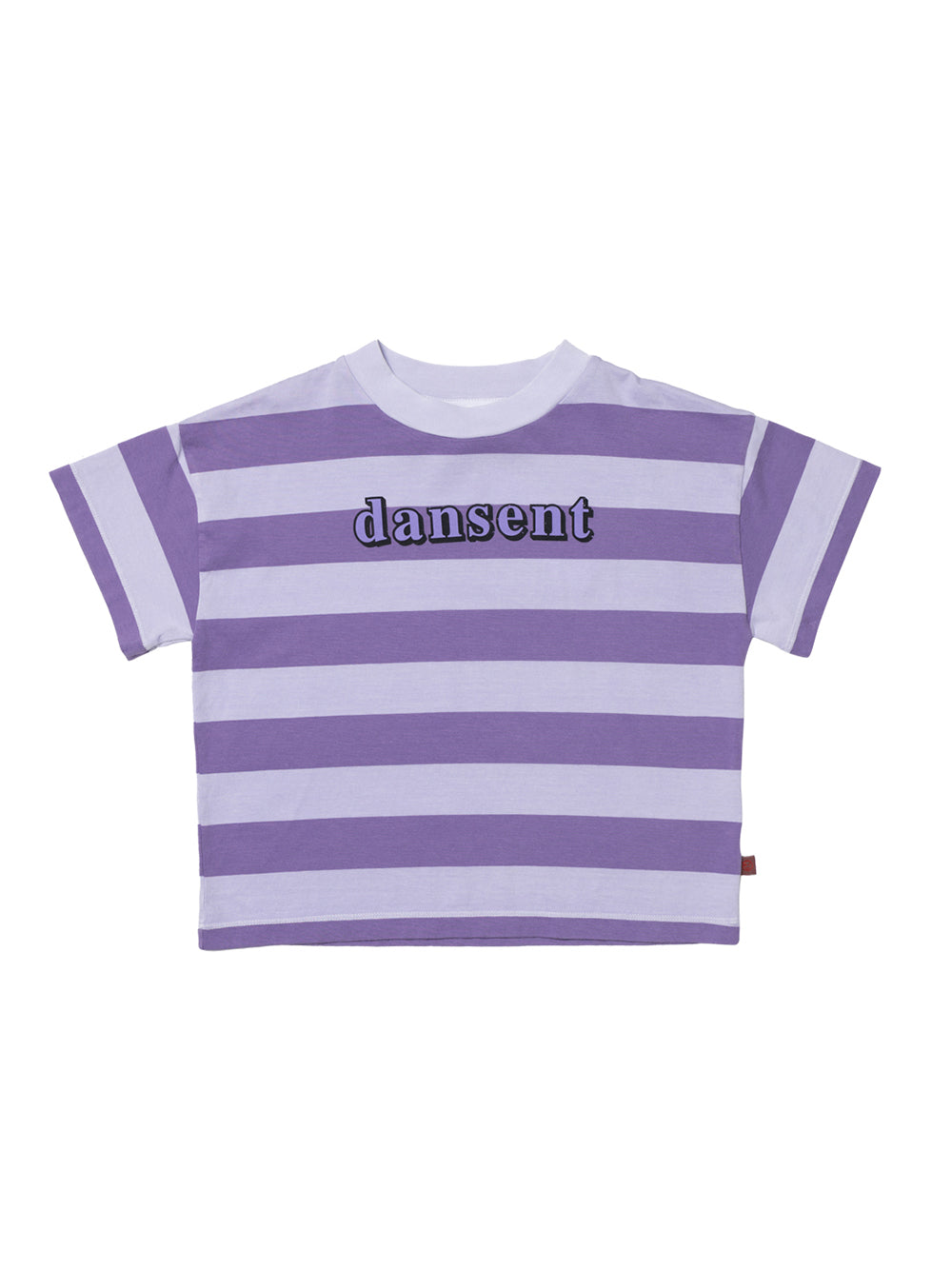 Donsent Purple Stripe Tee