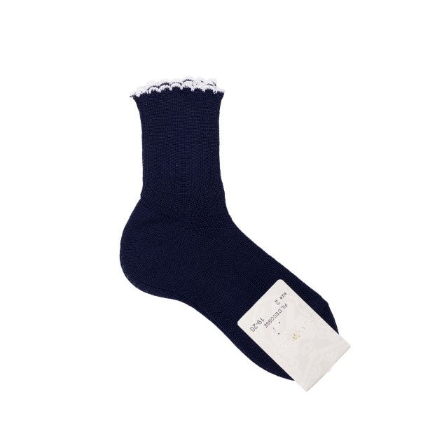 Scalloped Edged Socks1