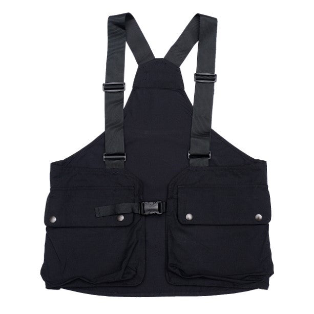 Black Summer Hunting Vest