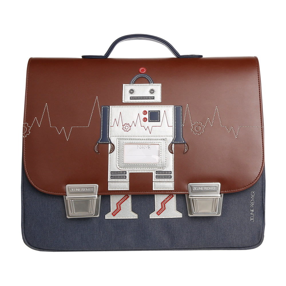 Midi Robot Signature bag