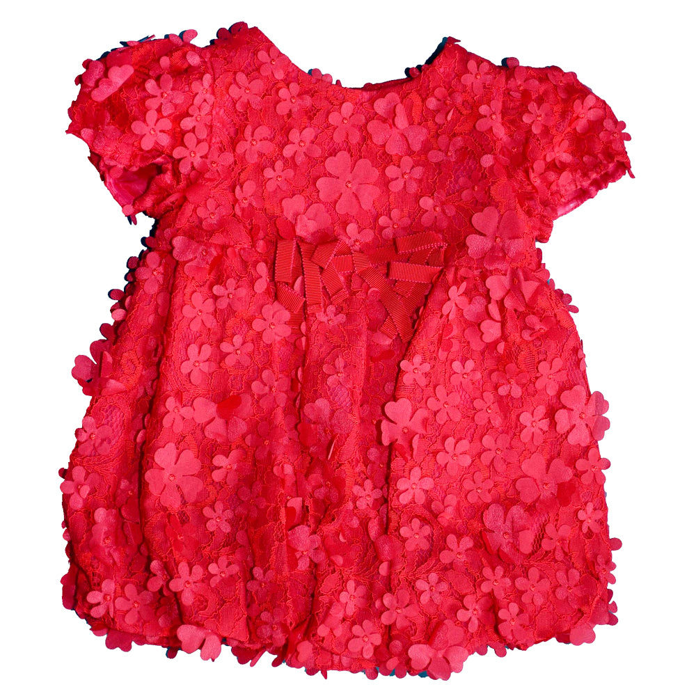Mimisol Red Baby Dress