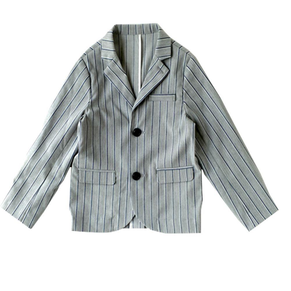 Light Grey Suit Jacket