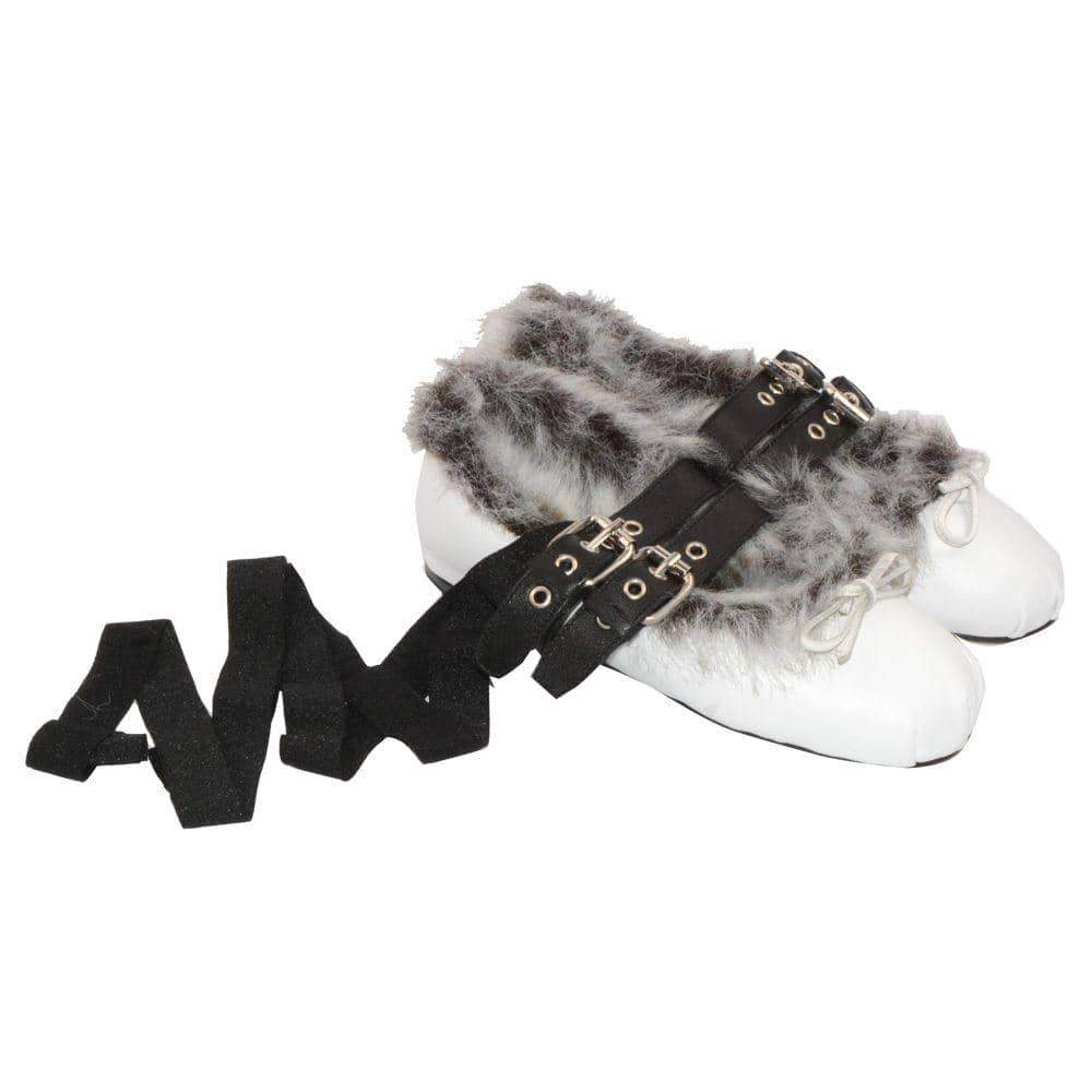 Bianca Fur Lined  Ballerinas