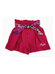 Flower Sash Sweatshorts