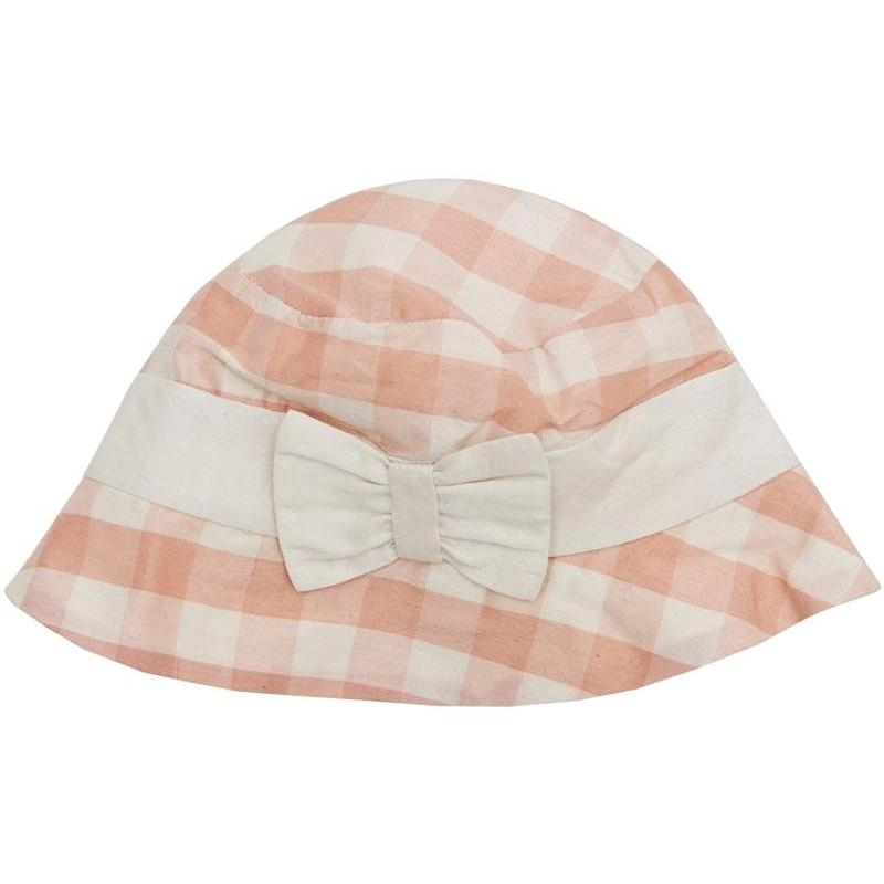 Peach Eglantine Hat