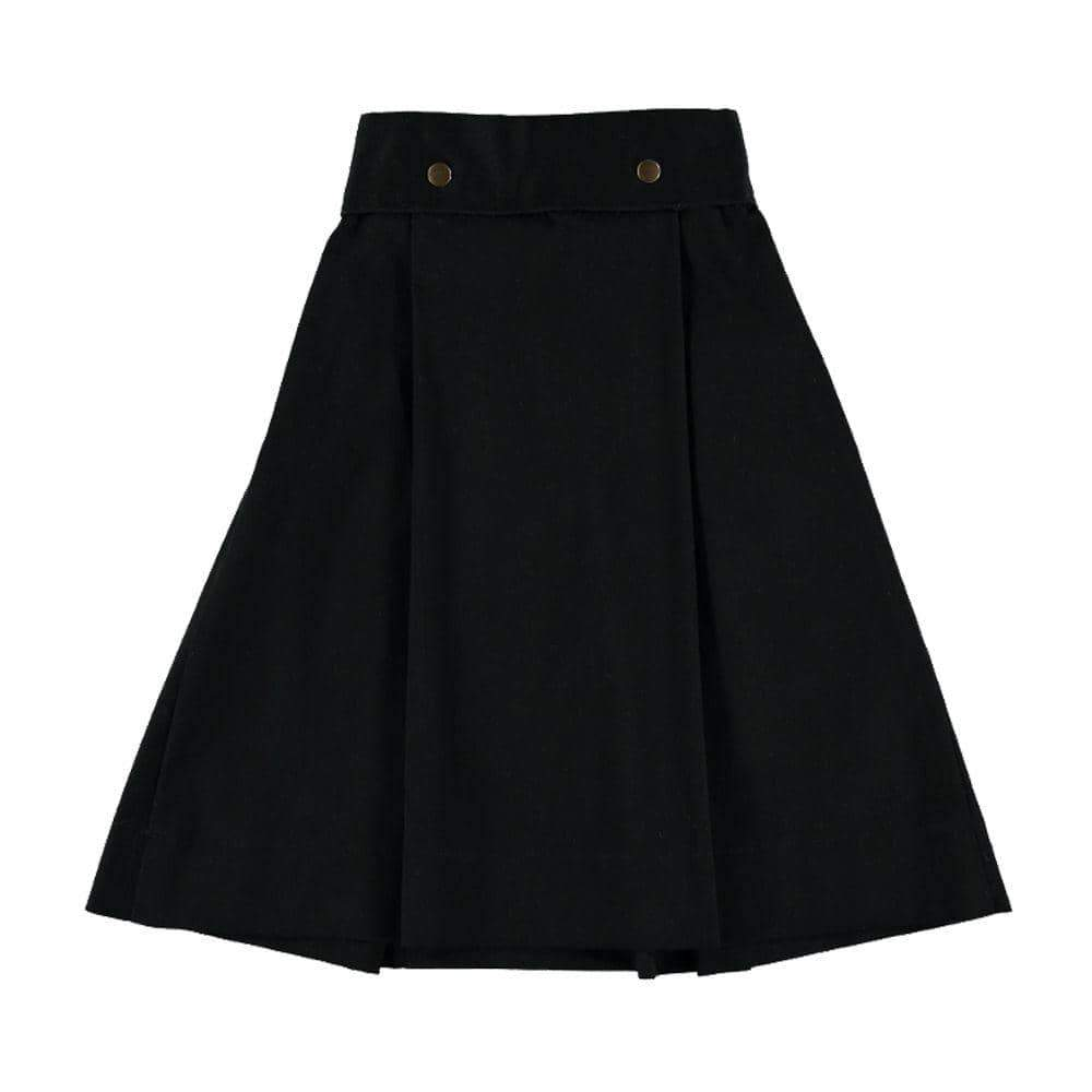 Black Manet Skirt