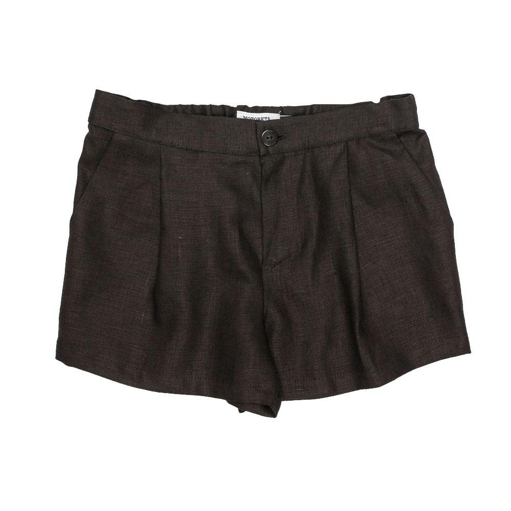 Peter Short Black Shorts
