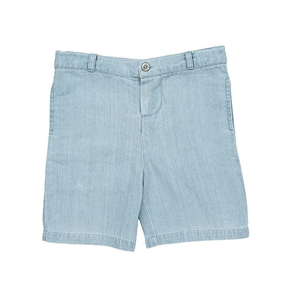 Leo Organic Denim Shorts