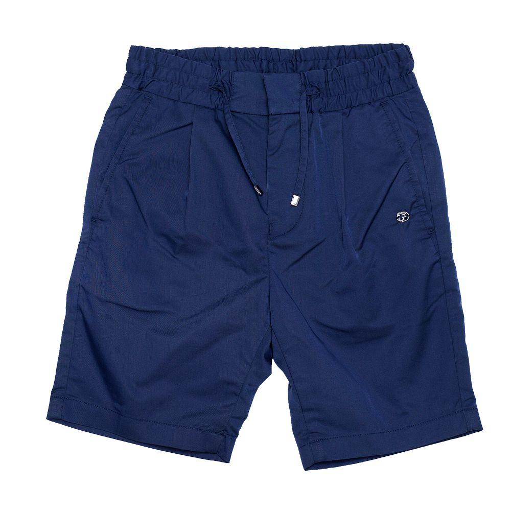 Navy Cool Max Shorts