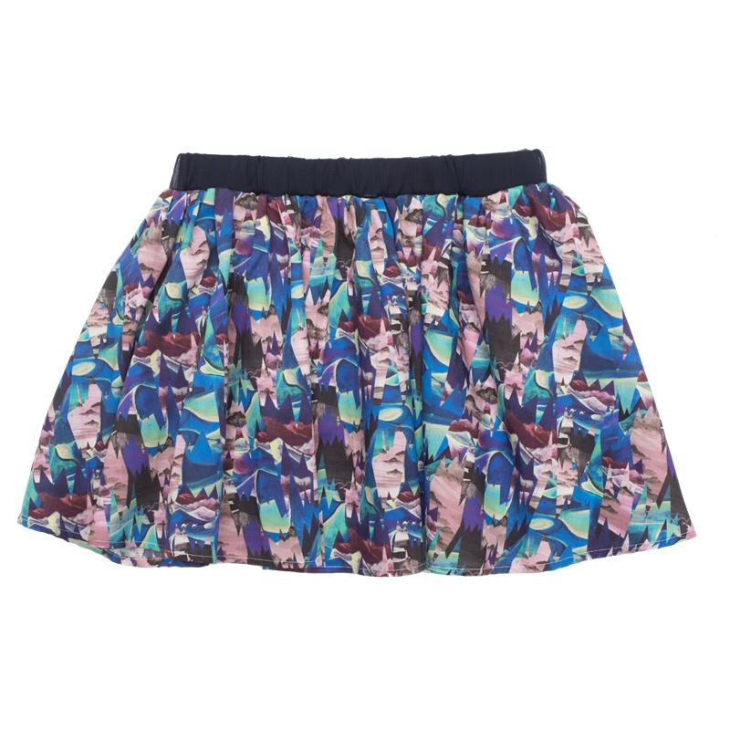 Skirt Iridescence