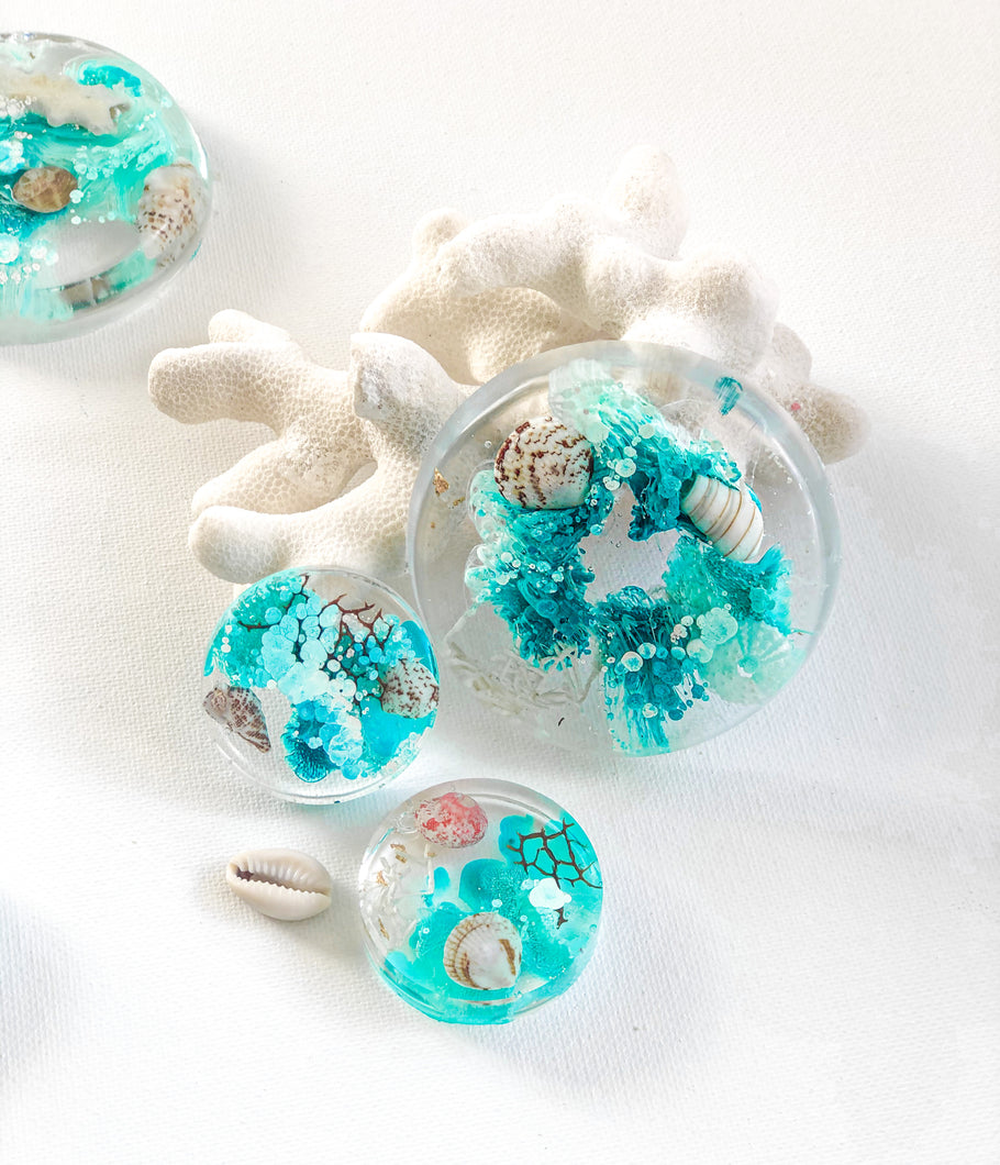 'Treasures From The Sea' Christmas Ornament