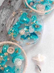 'Treasures' From The Sea Jewelry Dish