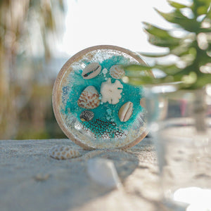 'Treasures From The Sea' Jewelry Dish