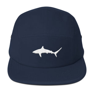 'Sharktivity' Five Panel Hat