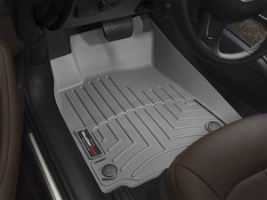 DDF Automotive WeatherTech 46107-1-2-6 FloorLiner - Front Rear and Third Row - Gray
