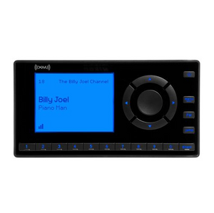 SiriusXM Onyx Easy Satellite Radio XEZ1V1KC (with vehicle kit)