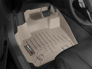 DDF Automotive WeatherTech 45107-1-2-6 FloorLiner - Front Rear and Third Row - Tan