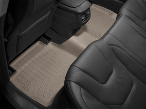 DDF Automotive WeatherTech 453531-451072-3 FloorLiner - Front Rear and Third Row - Tan