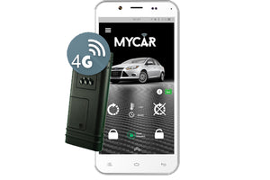 MyCar Smartphone Remote Starter System with 3 Year Service Plan Included