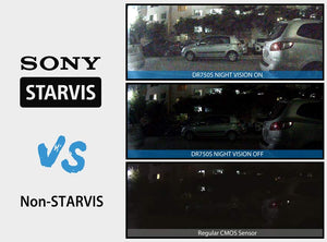 BlackVue DR750S-2CH 2-Channel/Dual Camera 16GB Dashcam with built in Wi-Fi, Dual Full HD 1080P, Sony Starvis sensor