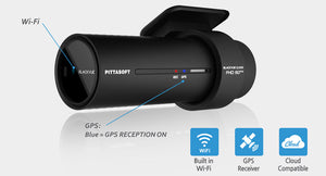 BLACKVUE DR750S-1CH 1-Channel Dashcam with Wi-Fi, Full HD 1080P, up to 60fps and built-in GPS